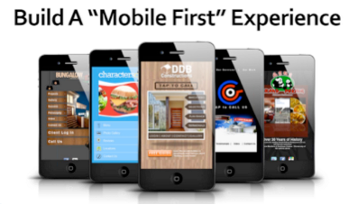 Custom Mobile Website Group