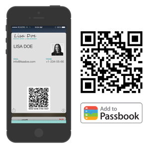 Get mobile wallet digital loyalty cards event tickets for apples business card pass demo template colourmoves