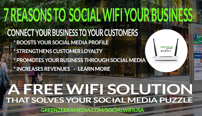 7 Reasons Your Business Needs Wifi