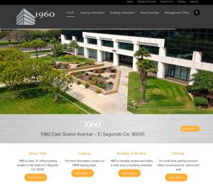 Commercial Real Estate Web Design